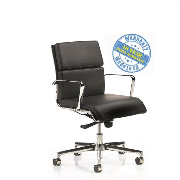 Niska kancelarijska fotelja 285