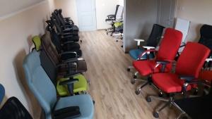 Salon kancelarijskih stolica